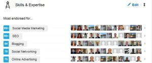 Endorsements Added To LinkedIn Skills & Expertise Section